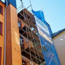 Företag bygga balkonger Stockholm
