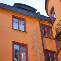 Behov av fasadrenovering