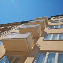 Balkongplattor balkongbygge