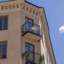 Bygga balkong äldre fastighet Stockholm