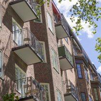 Bygga balkonger fastighet