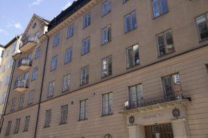 Bygga balkong gammal fastighet Stockholm