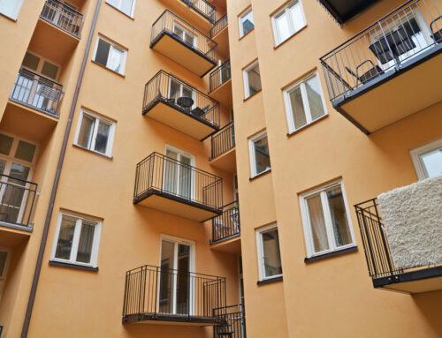 Bondegatan balkong